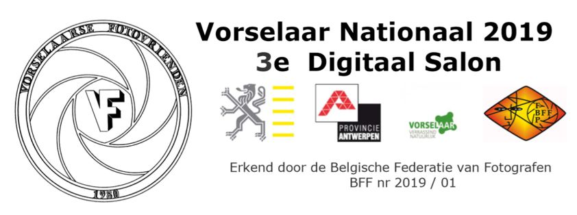 Vorselaar Nationaal Salon 2019